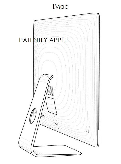 iMac のデザイン特許