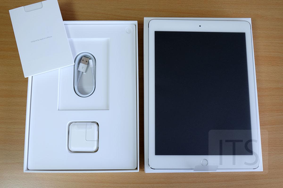 9.7インチ iPad Pro 箱の中身
