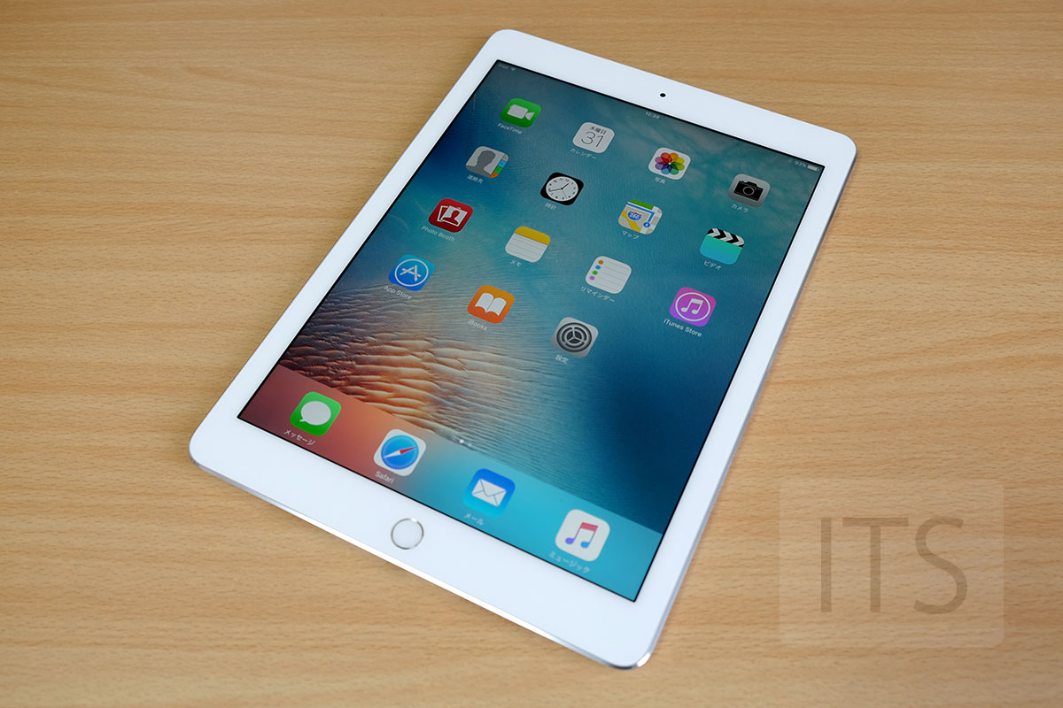 9.7インチ iPad Pro 本体外観