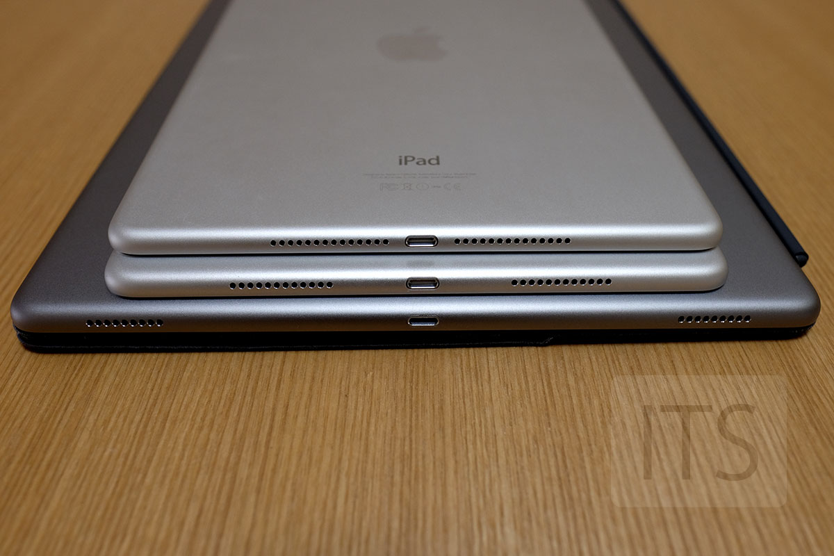 iPad ProとiPad Air 2を比較3