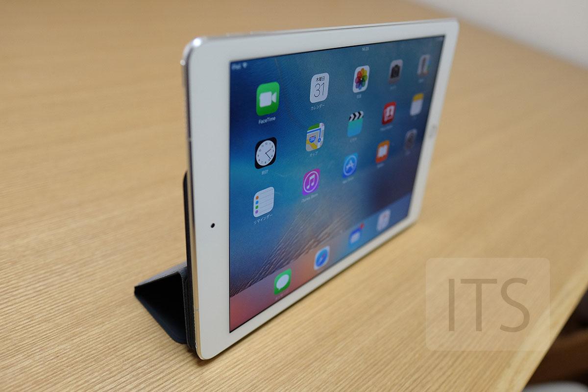 9.7インチ iPad Pro スタンドモード