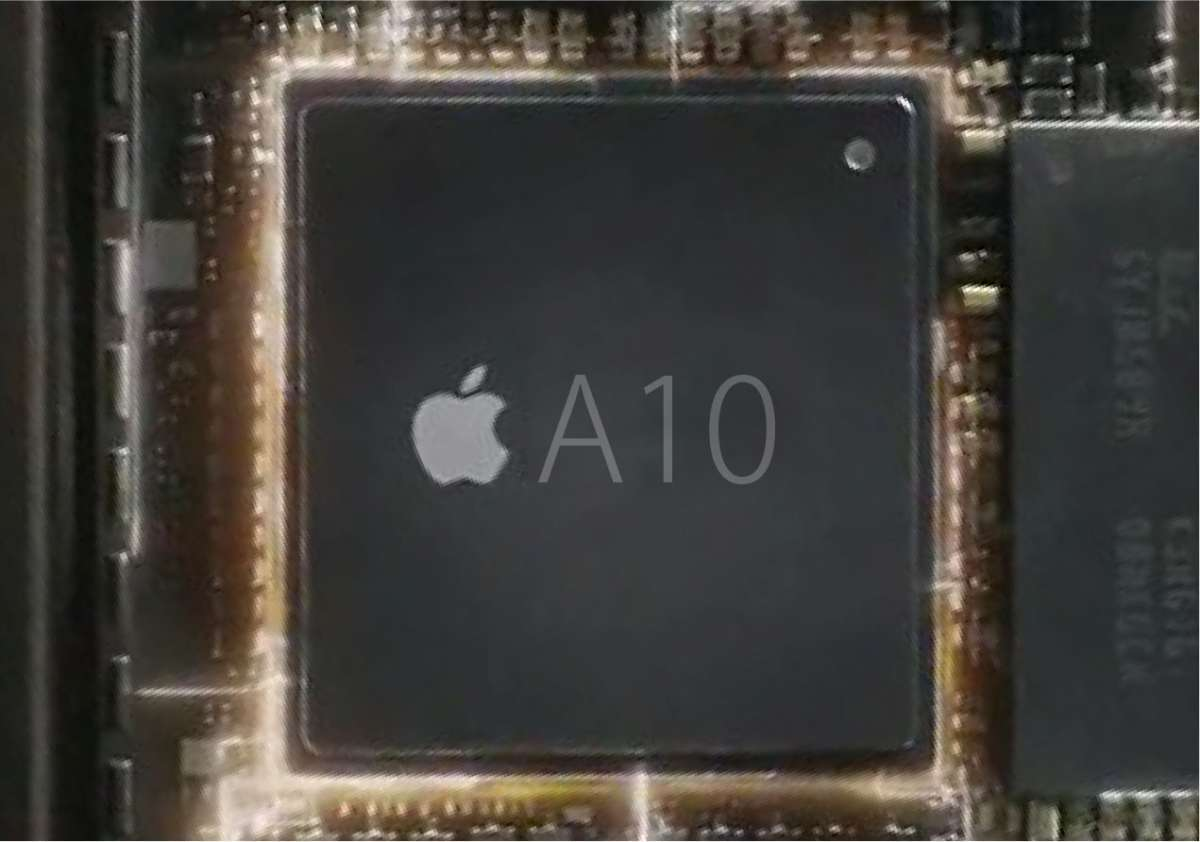 Apple A10プロセッサ