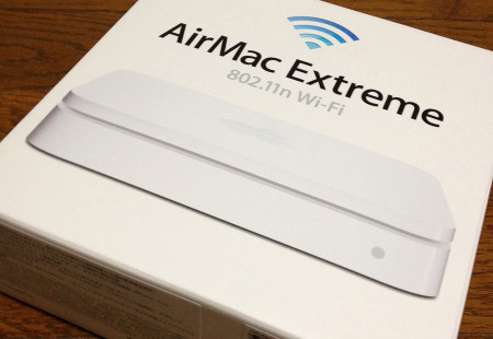 airmac extreme ファームウェア