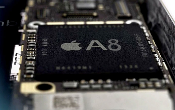 AppleA8チップ