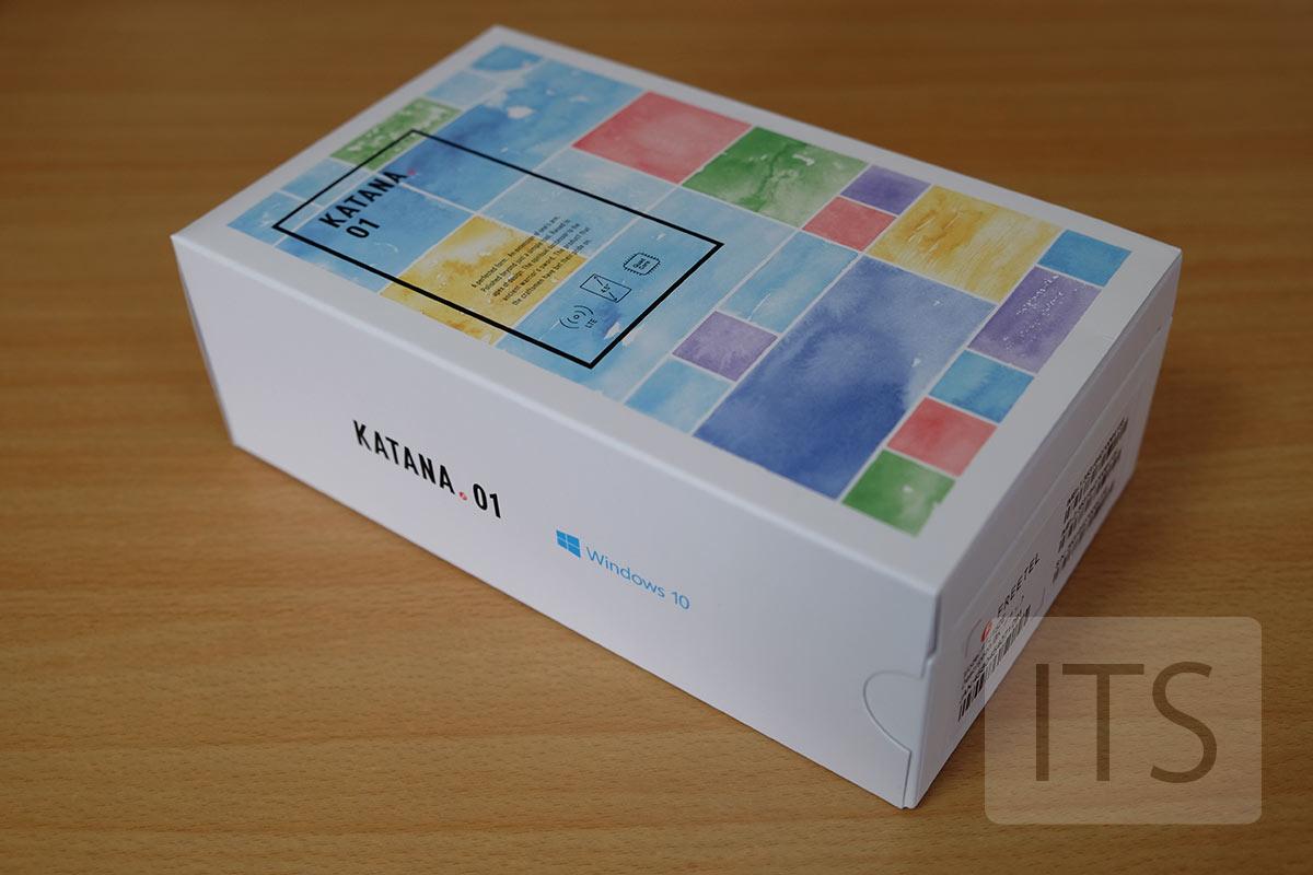 「KATANA01 」のパッケージ