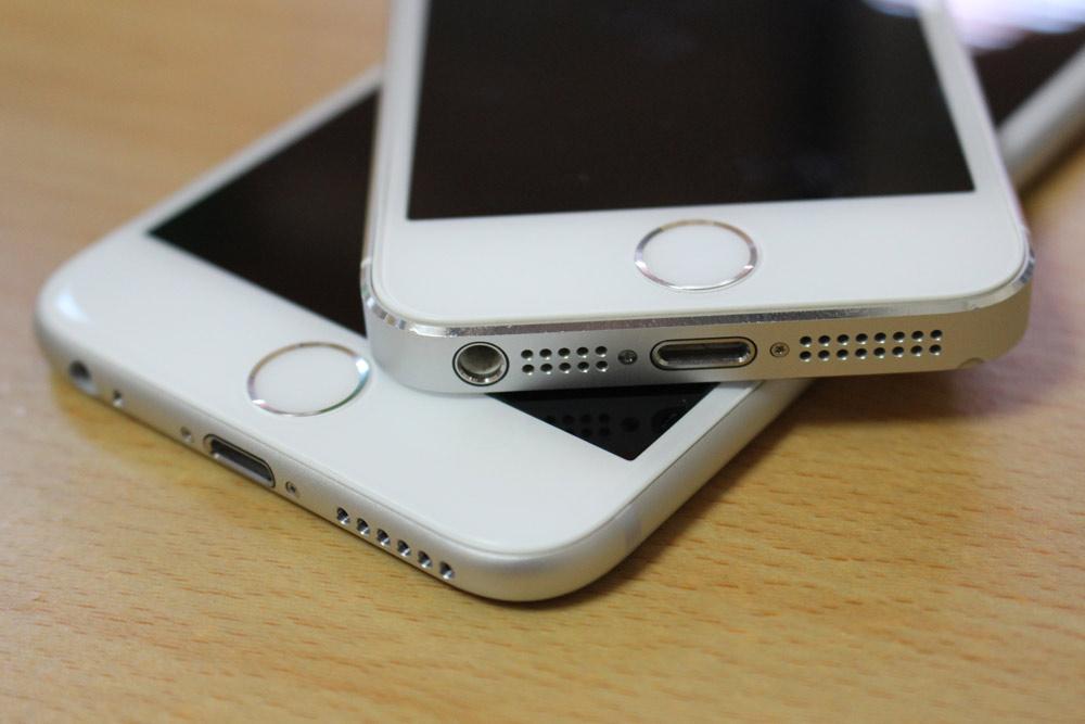 iPhoneの電源