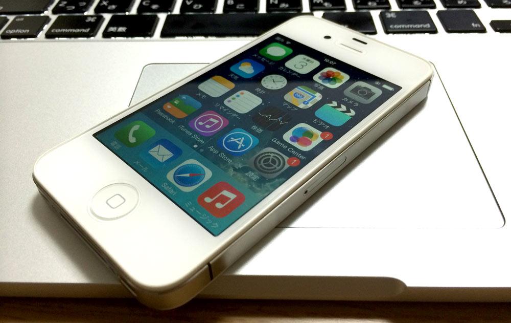 iPhone 4s 本体