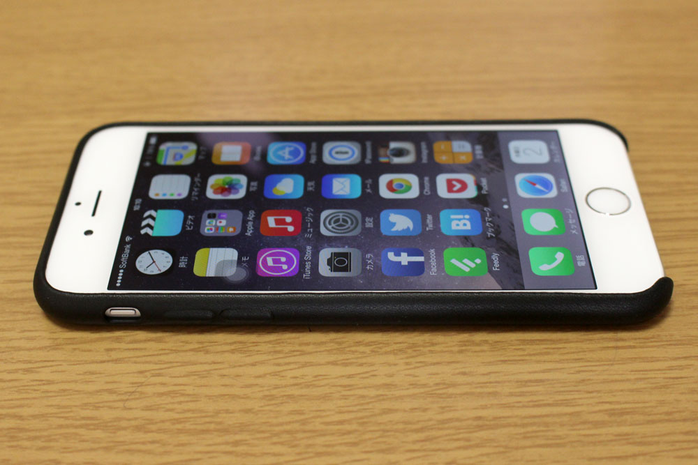 iPhone 6 ケース 側面