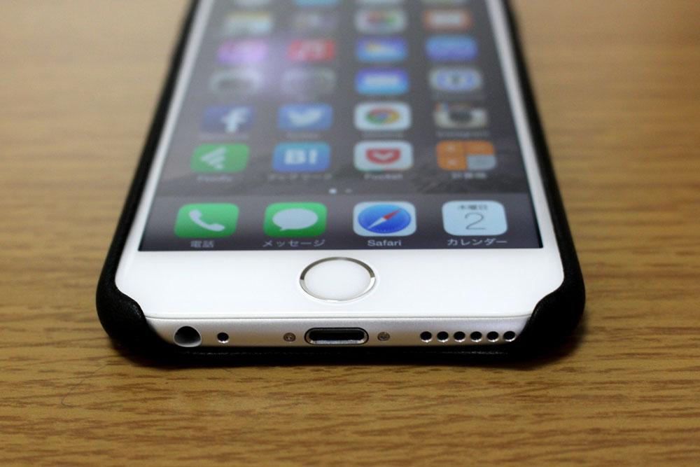 iPhone 6 ケース 下空いている