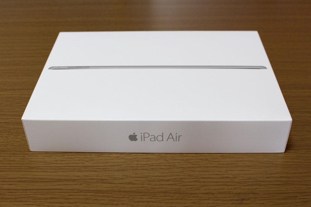 iPad Air 2 パッケージ