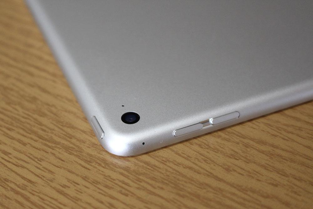 iPad Air 2 カメラ
