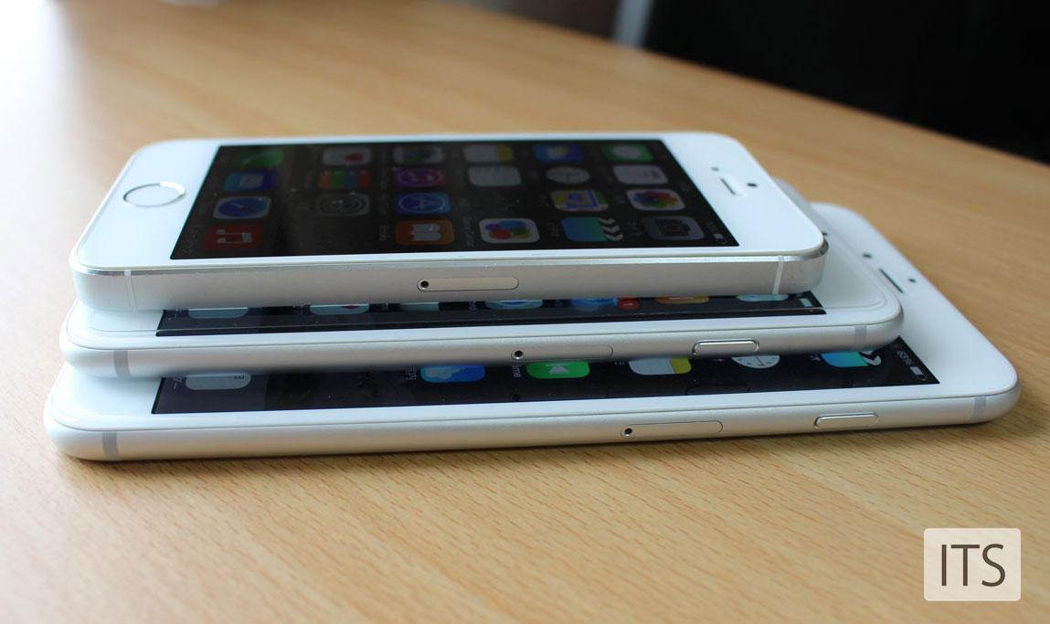 iPhone 厚さ