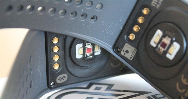iWatch 光学センサー