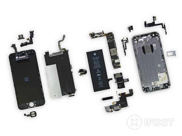 iPhone 6 分解
