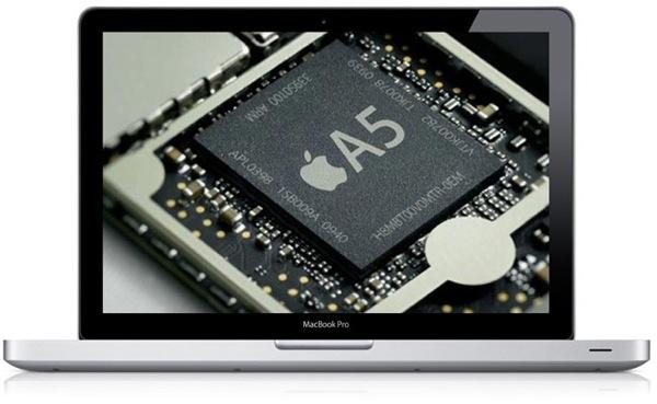 Macbook Intel to ARM Processor