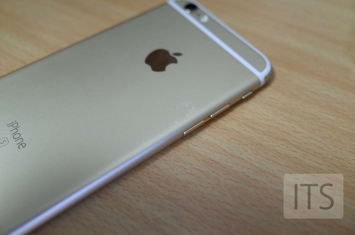 iPhone 6s 外装の傷