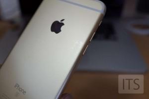 iPhone6s 塗装のハゲ