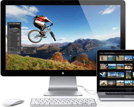 4K Apple Thunderbolt Display