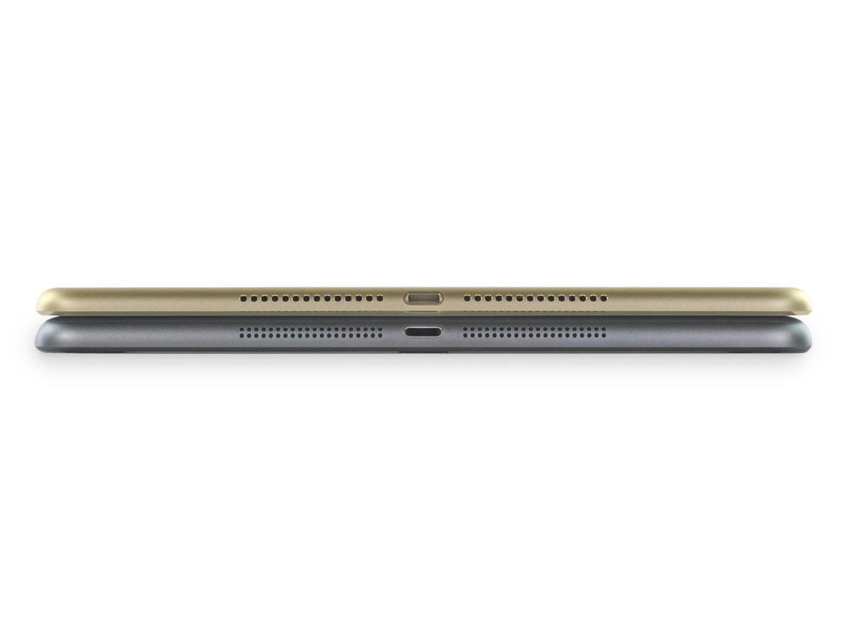 iPad Air 2 薄さ