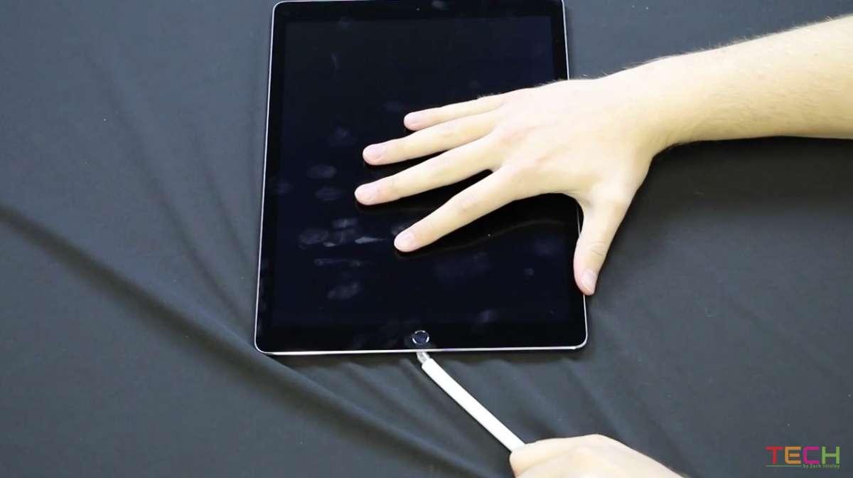 Apple Pencil 破壊テスト
