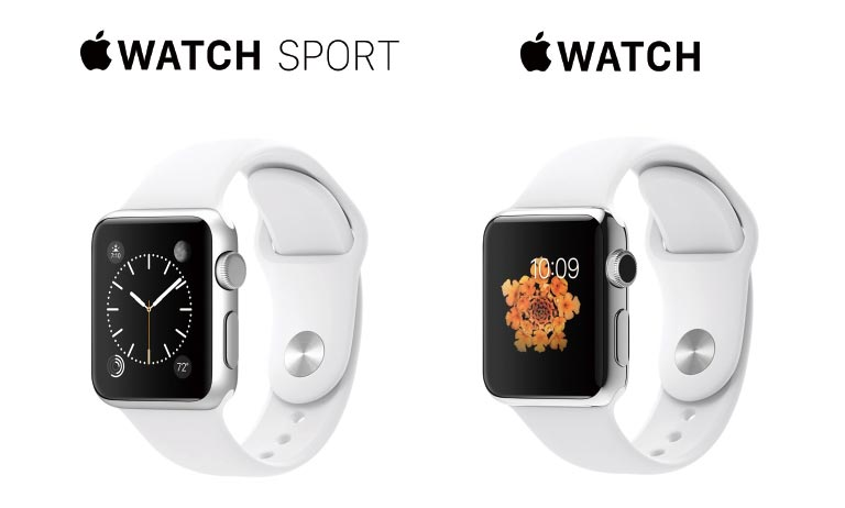 Apple WatchとApple Watch Sportの違い