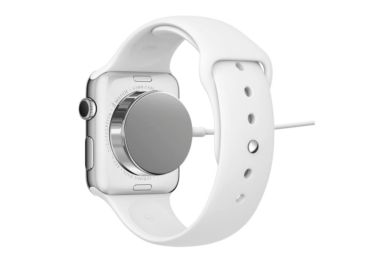Apple Watch 充電