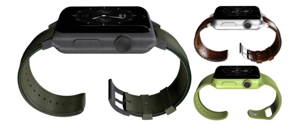 Apple Watch コンセプト