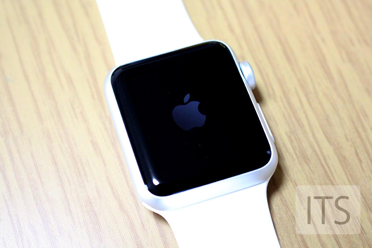 Applewatch 起動
