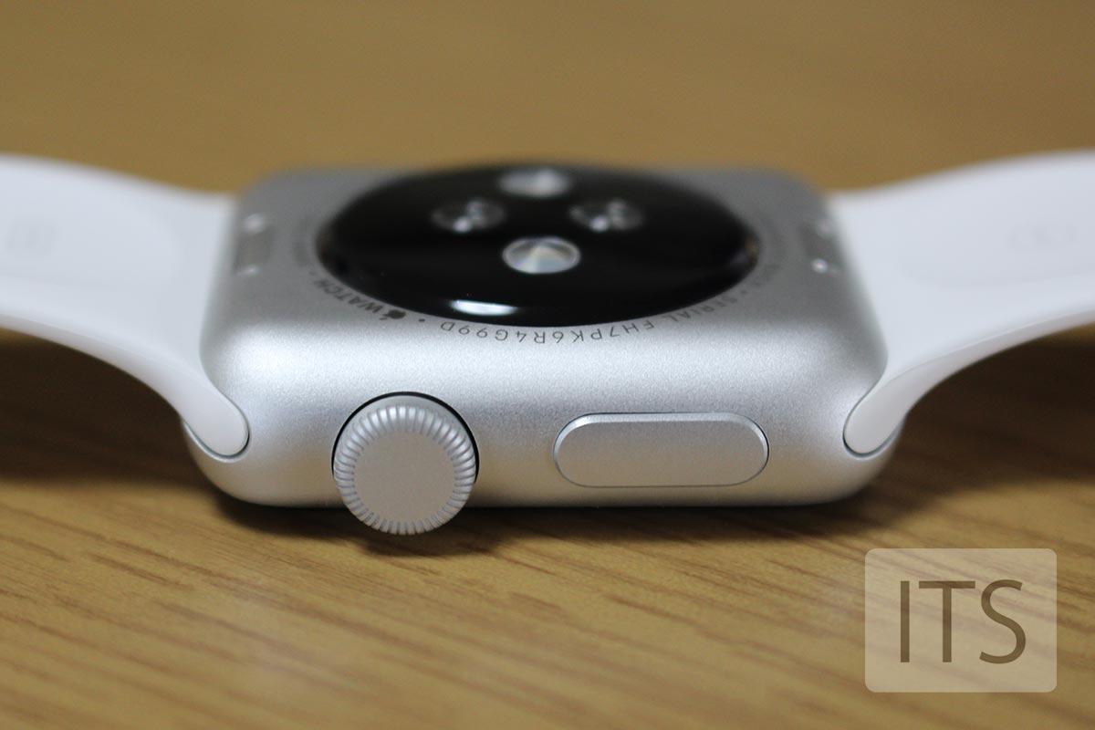 Applewatch センサー側