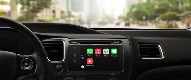CarPlay パイオニア