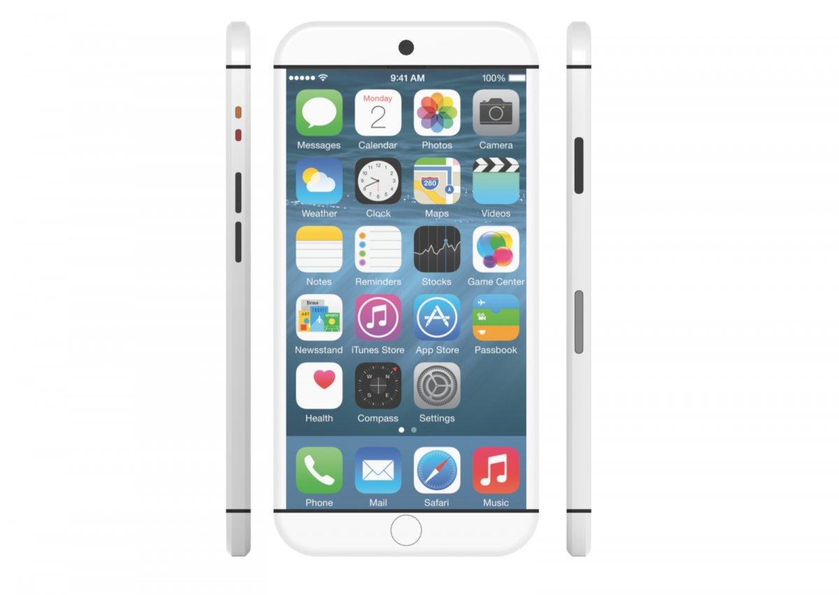コンセプト iPhone7