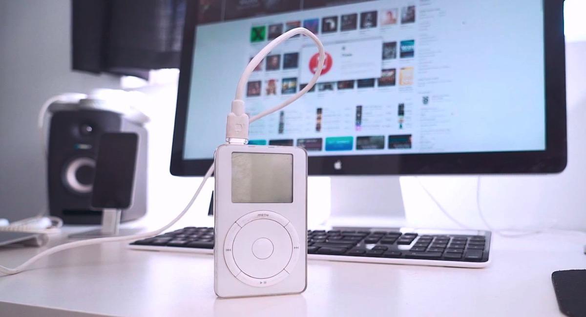 初代iPod iTunes 12.1同期可能