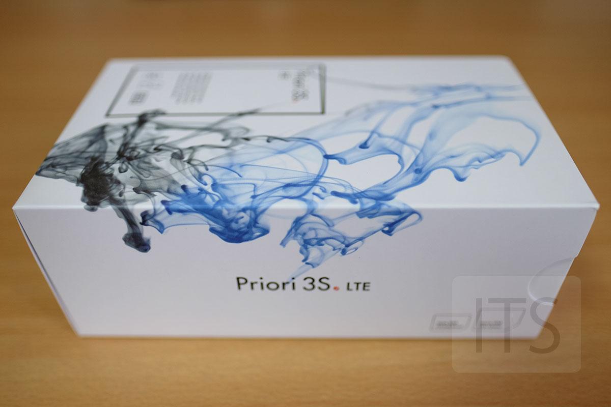 Priori3S LTEのパッケージ