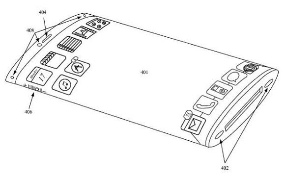 曲面iphone