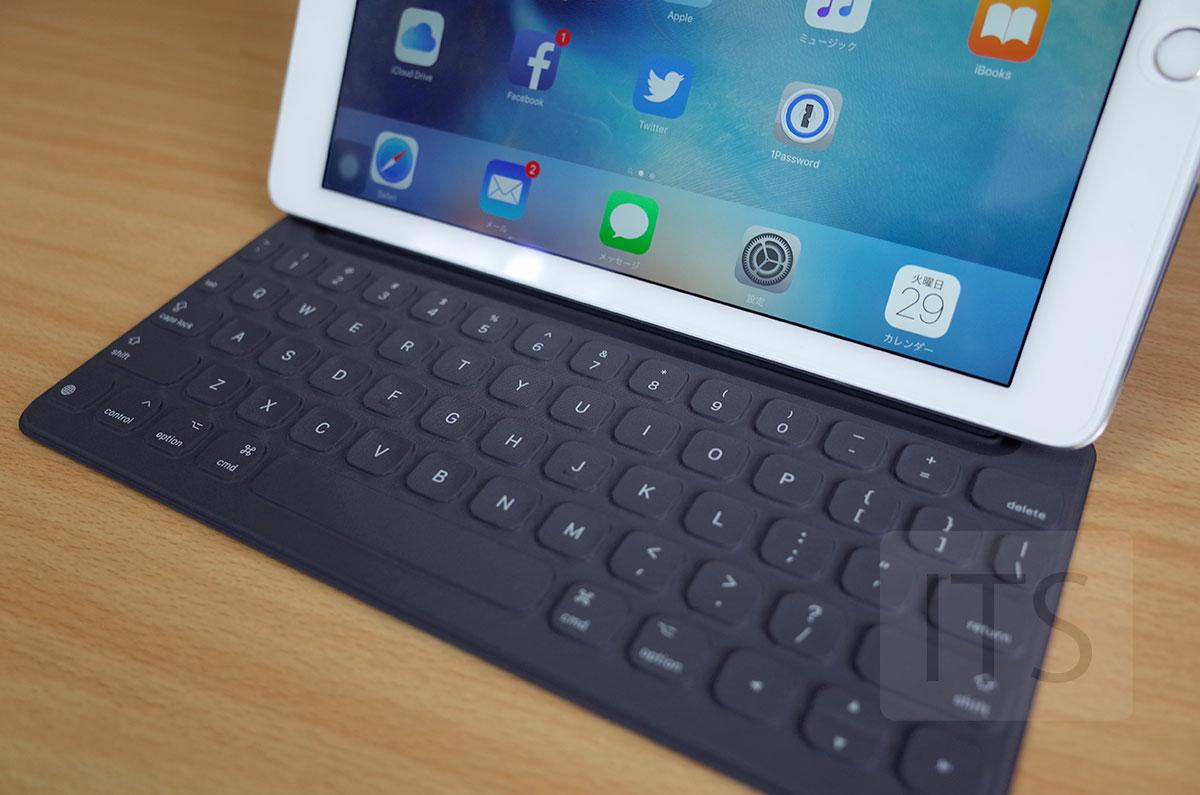 iPad Air 2にSmart Keyboard