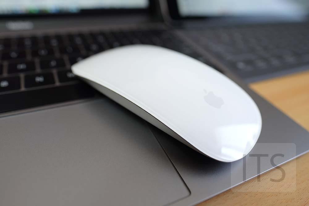 MacBook マウスとトラックパッド