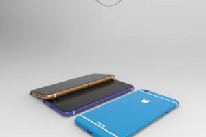 iPhone 6c コンセプトデザイン