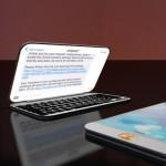 iPhone 7 Pro 内臓キーボード