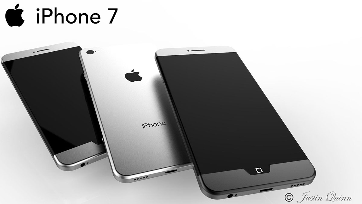 iPhone 7 予想コンセプトデザイン3