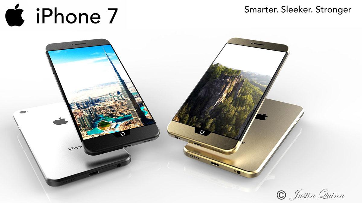 iPhone 7 予想コンセプトデザイン1