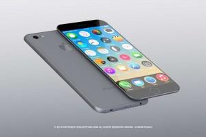 iPhone 7 コンセプトデザイン