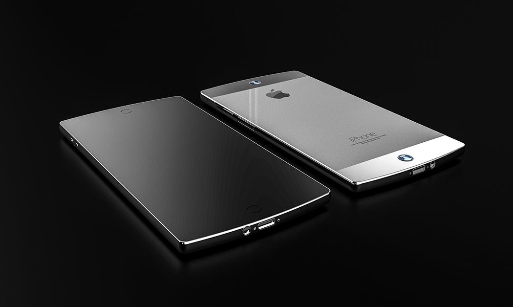 iPhone7 コンセプトデザイン 四角い1