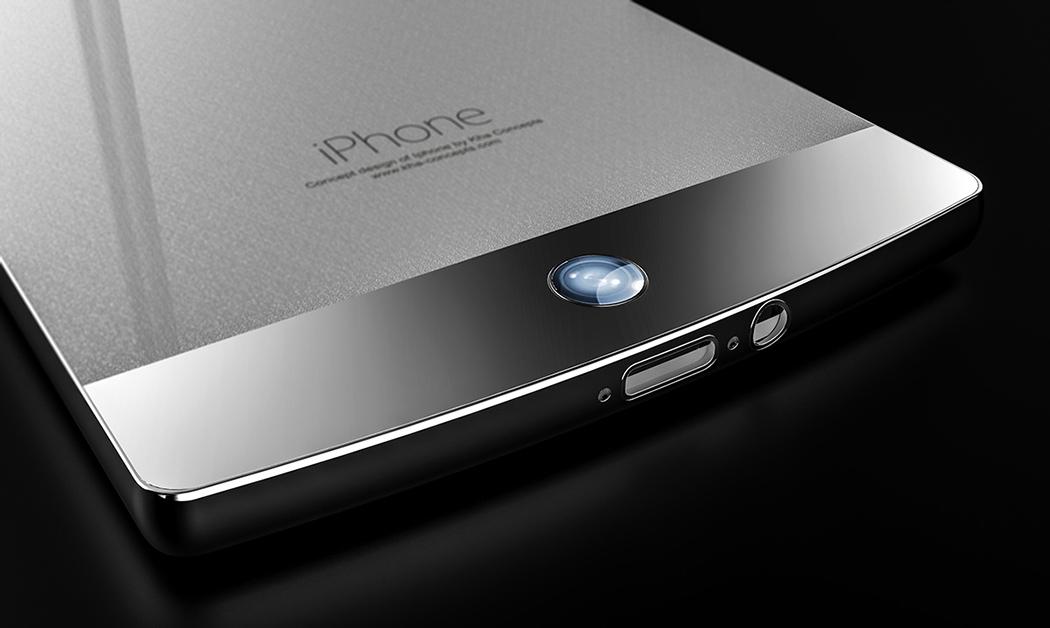 iPhone7 コンセプトデザイン 四角い4