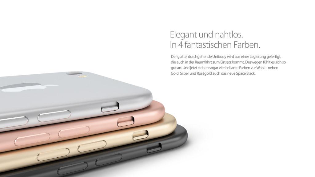 iPhone7 コンセプト予想デザイン1