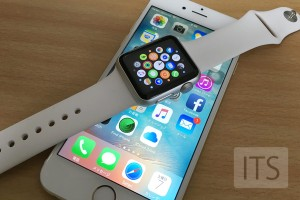 iPhone6sとApple Watch