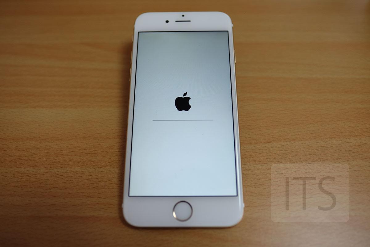 iPhone初期化