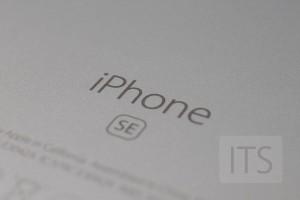 iPhone SE ロゴ