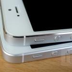 iPhone SE vs iPhone 5s エッジ処理の違い
