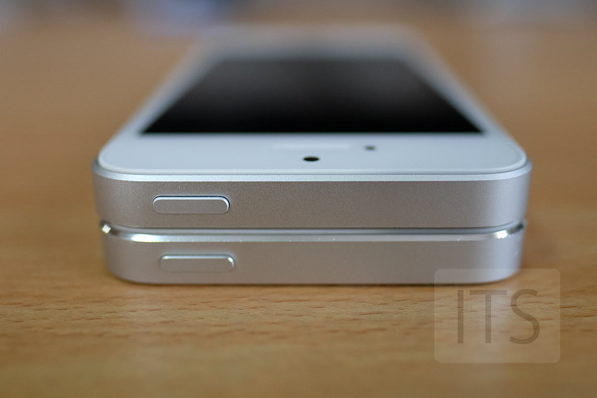 iPhone SE vsiPhone 5s