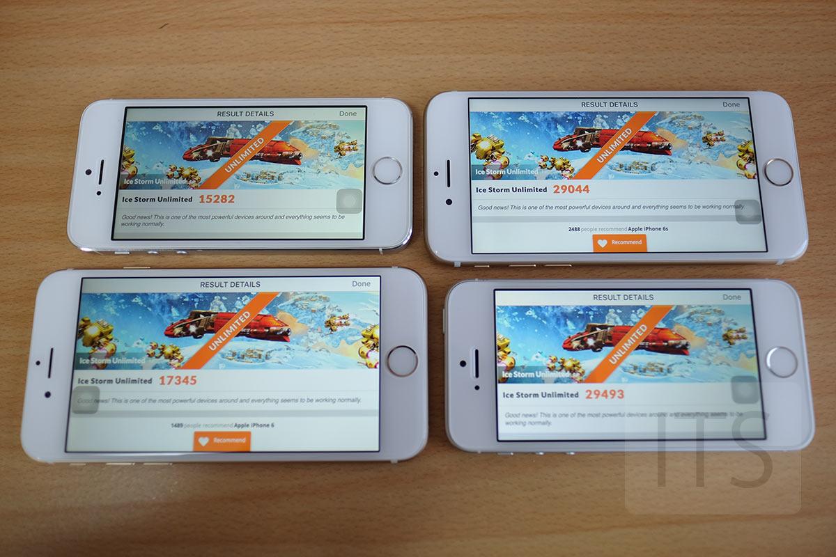 3D MARK iPhone